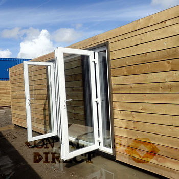 Cladded Shipping Containers Containers Direct