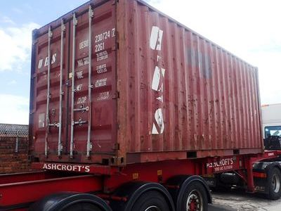 Tips on How to Buy a Used Shipping Container